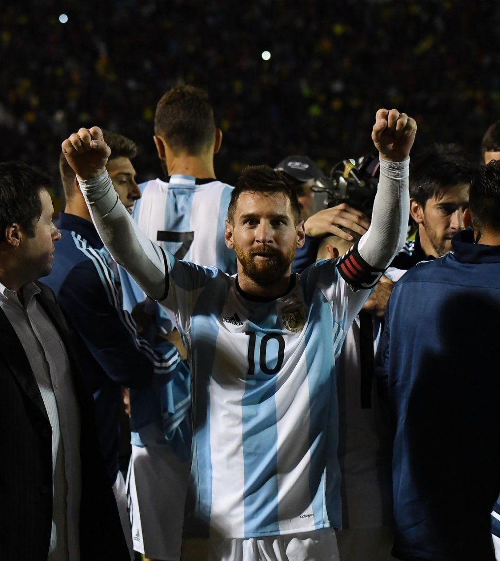 Eliminatorias Sudamericanas rumbo a Qatar 2022: la Argentina de Messi debutará con Ecuador