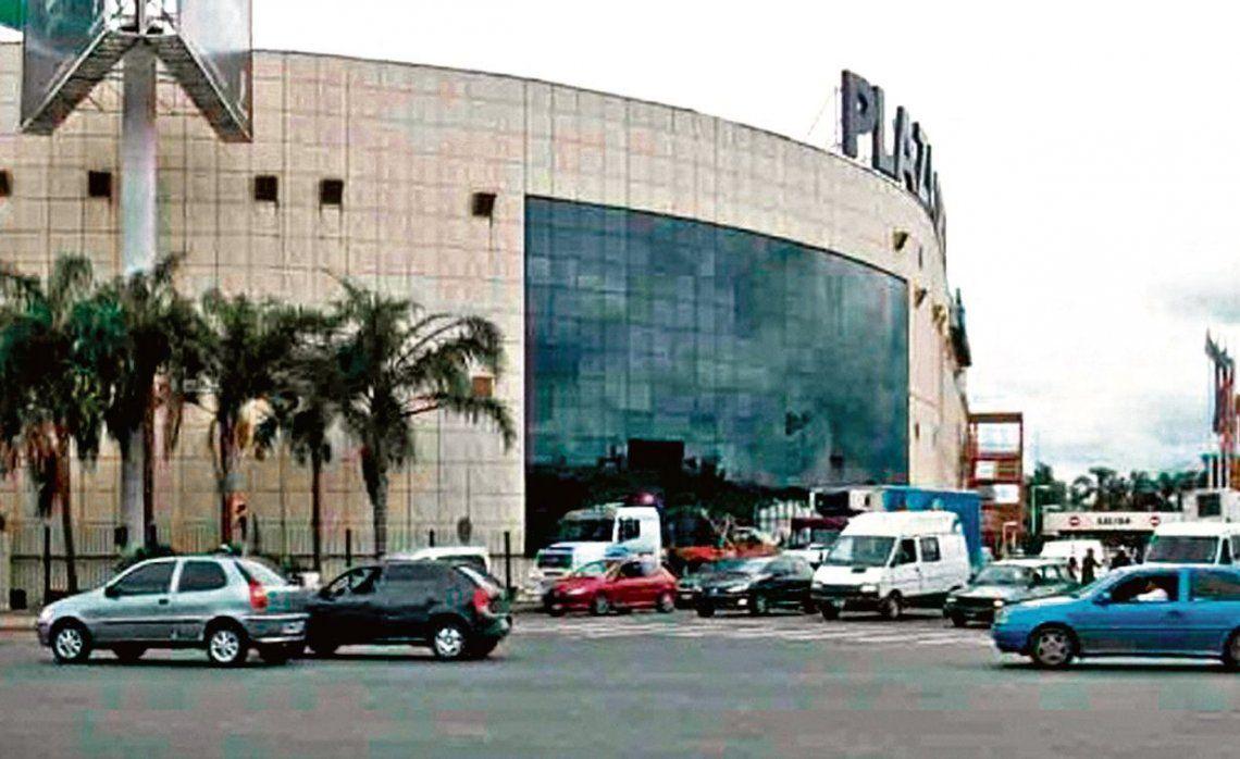 shopping Plaza Oeste.
