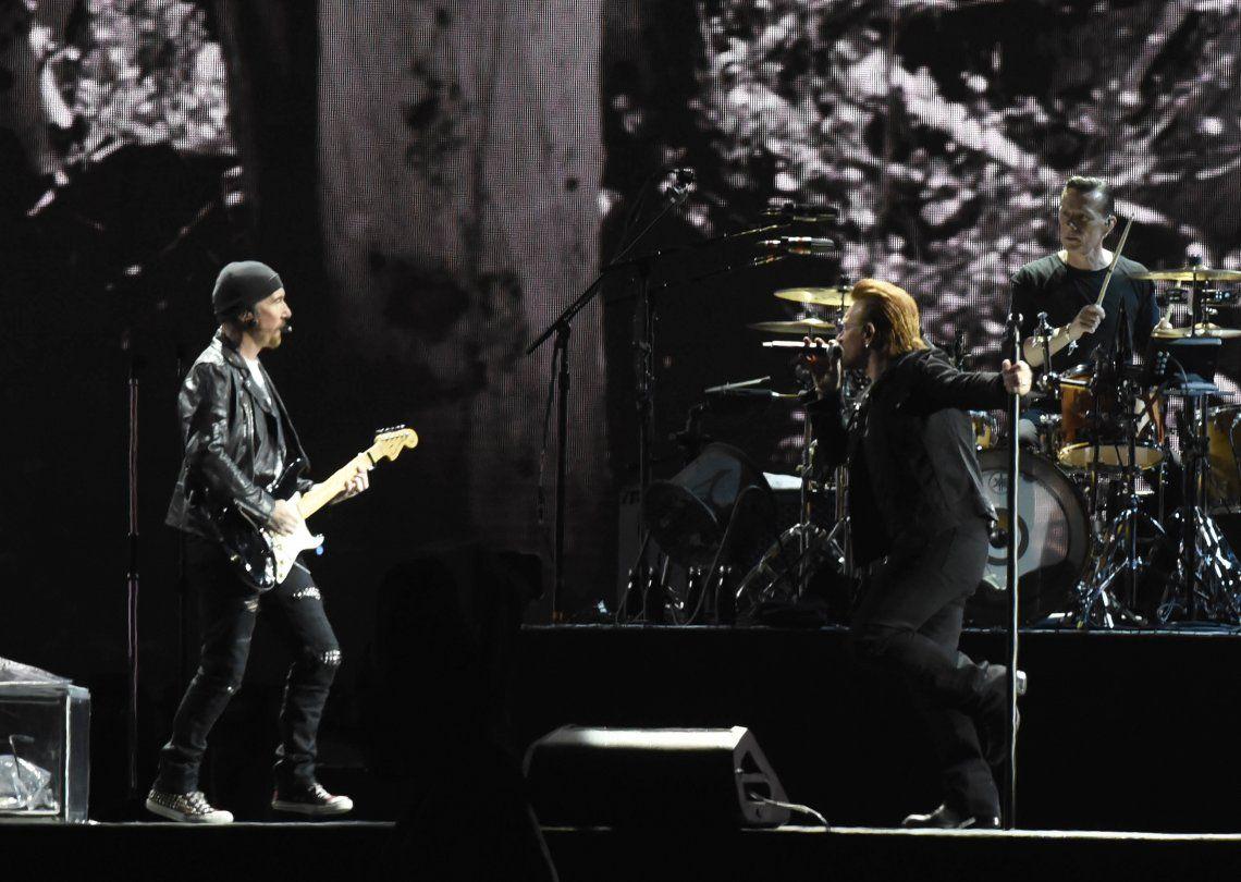 ¿Cuánto dinero dejaron los recitales de U2 en La Plata?