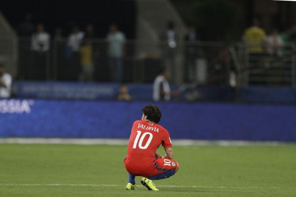 El escritoriazo que salió mal: el reclamo de Chile al TAS lo dejó afuera del Mundial
