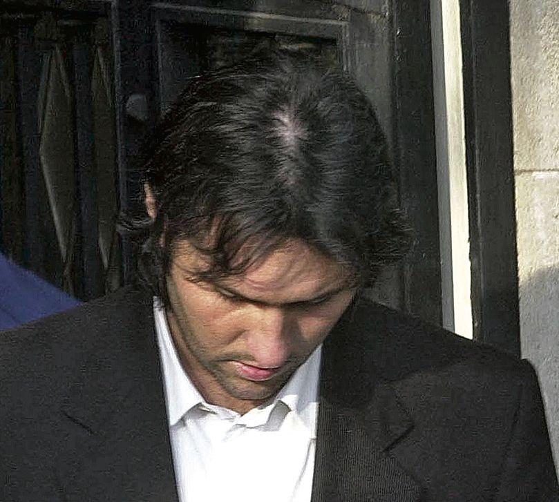 dLa ex mujer de Pachelo se hará el análisis de ADN; él pidió postergar la indagatoria.