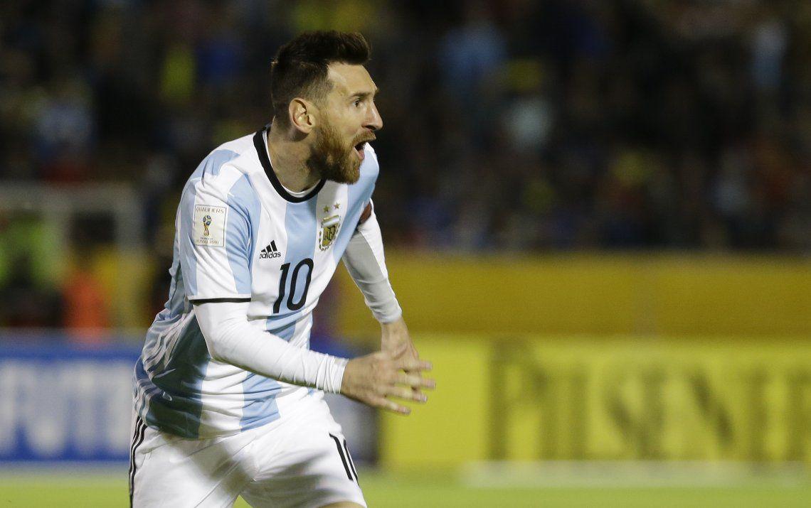 Para Messi, la cuarta tiene que ser la vencida