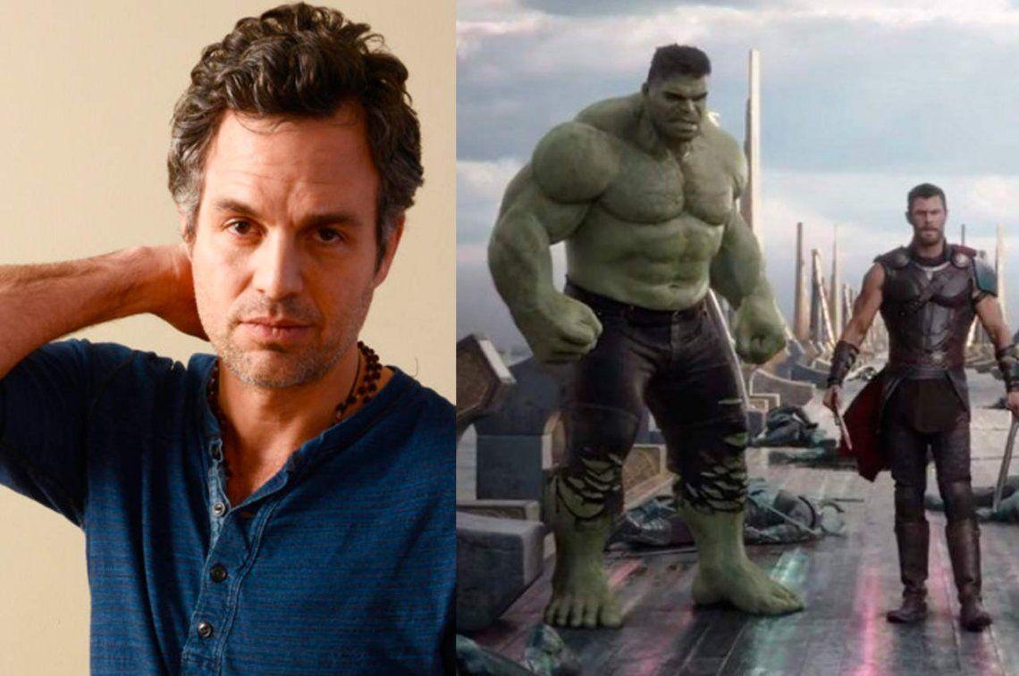 ¡No aprende más!: ahora Hulk le pirateó la película a Thor