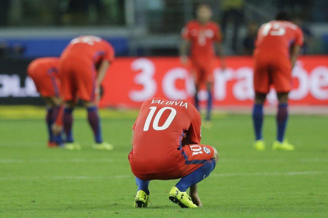 De la primavera al infierno: la caída de la selección chilena