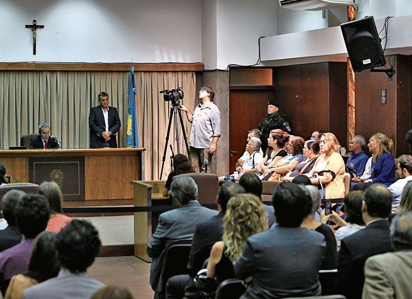 Casi el 70 por ciento de los juicios por jurados termina en condena
