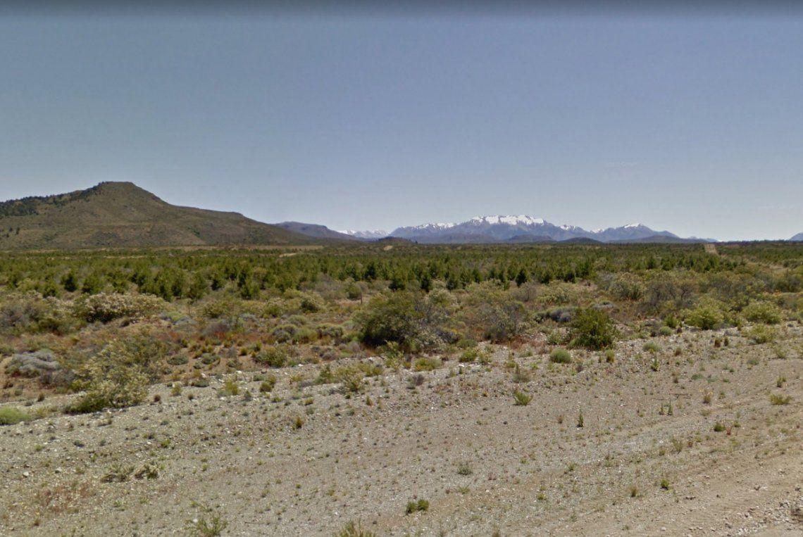 Cómo es la zona donde se realizó el último rastrillaje en búsqueda de Santiago Maldonado