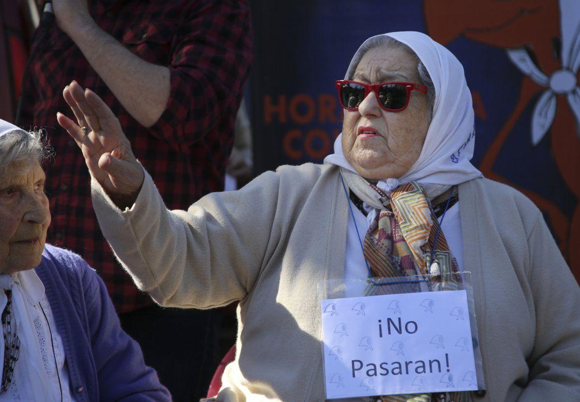 Hoy, nueva Marcha de la Resistencia en la Plaza de Mayo