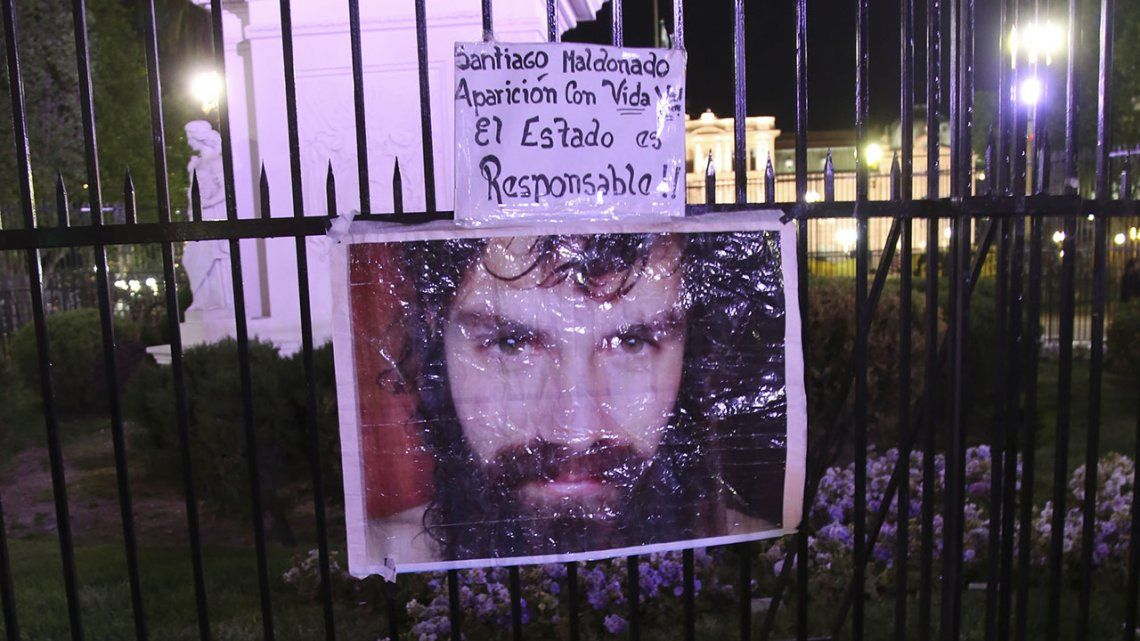 Cómo murió Santiago Maldonado