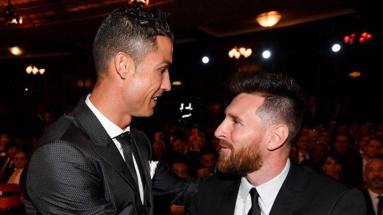 Messi no pudo: Cristiano Ronaldo fue elegido como The Best