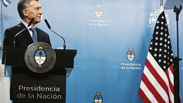 dMacri acelera la designación del embajador en Estados Unidos.