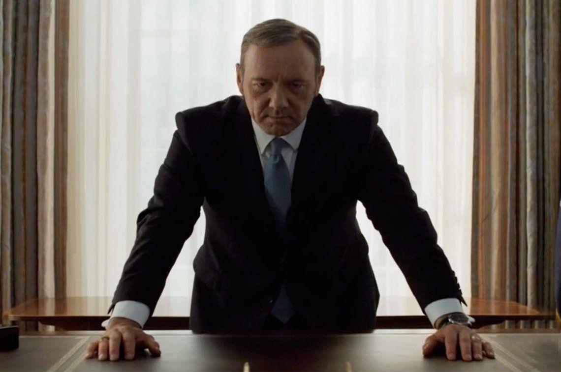 El tráiler de House of Cards que revela qué le ocurrió al personaje de Kevin Spacey