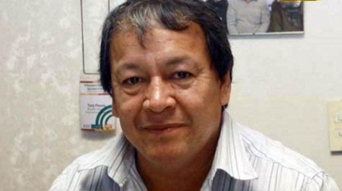 El diputado Héctor Toty Flores estaba aislado desde hacia una semana
