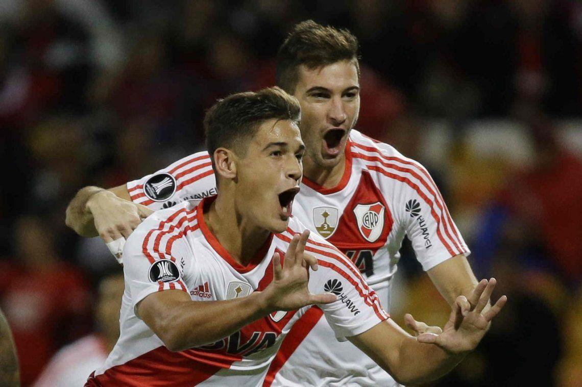 River: Marcelo Gallardo busca un reemplazo para Lucas Martínez Quarta