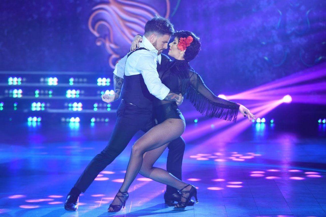 El Bailando tuvo su segunda gala de tango