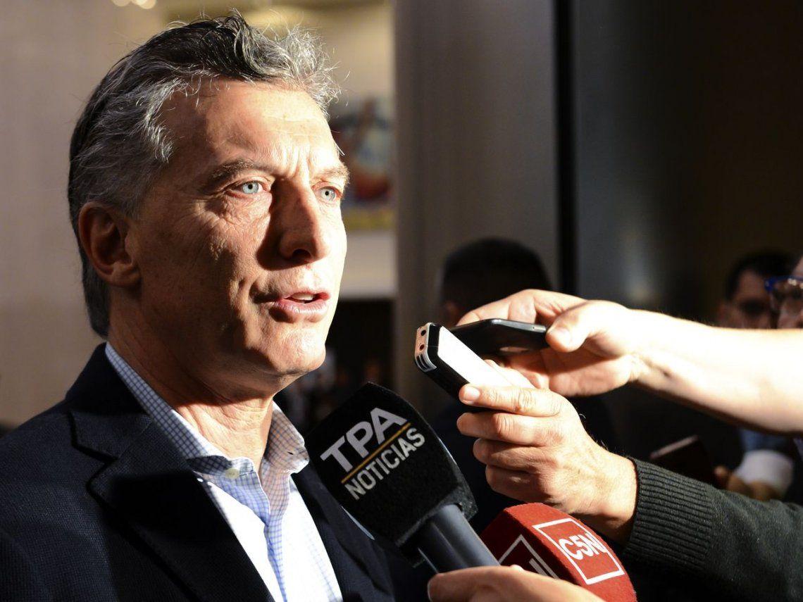 Macri le reclamó a la Justicia que investigue para saber qué pasó con la muerte de Nisman