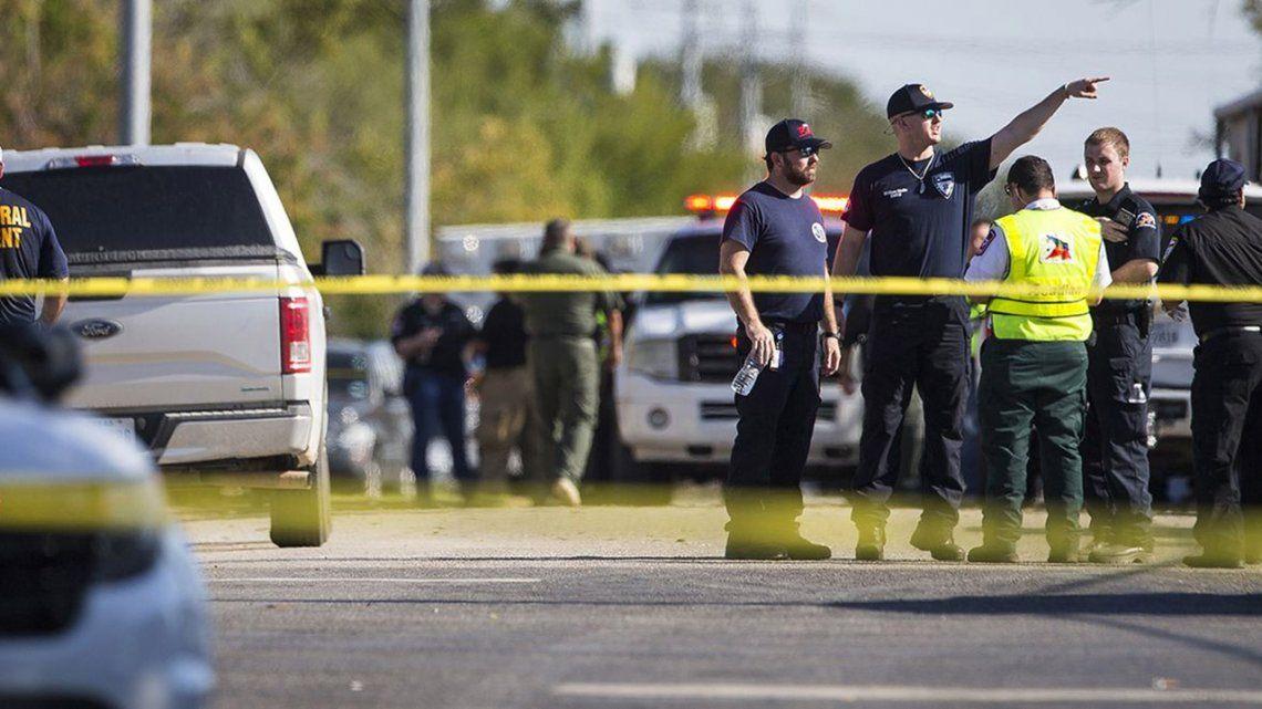 Galería | Masacre en Texas: las postales del horror