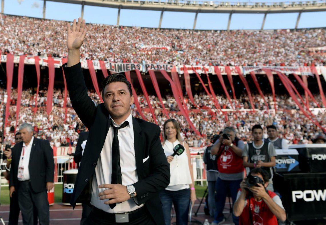 Gallardo es el segundo mejor entrenador del mundo