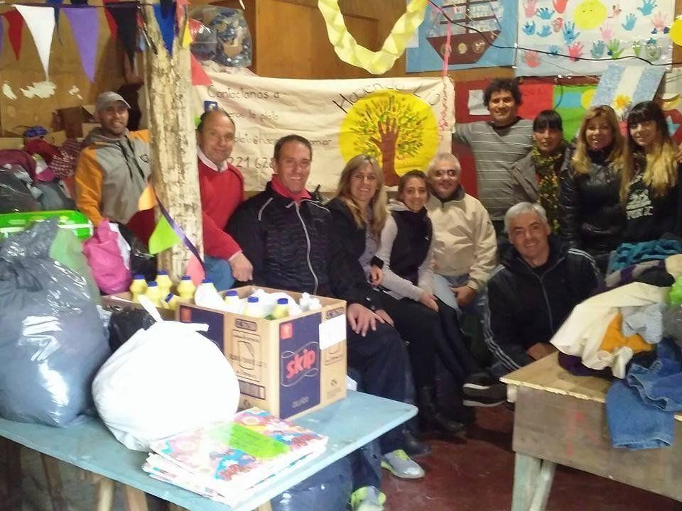 Sobrino del Papa lidera la ONG Haciendo Lío en Ituzaingó