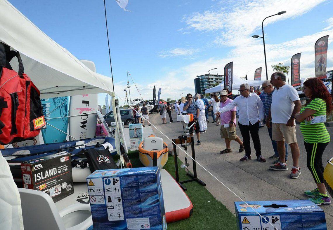 Nueva edición de la expo de embarcaciones
