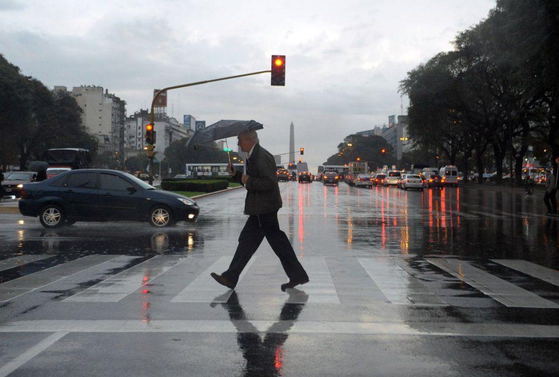 Resultado de imagen para lluvi en buenos aires