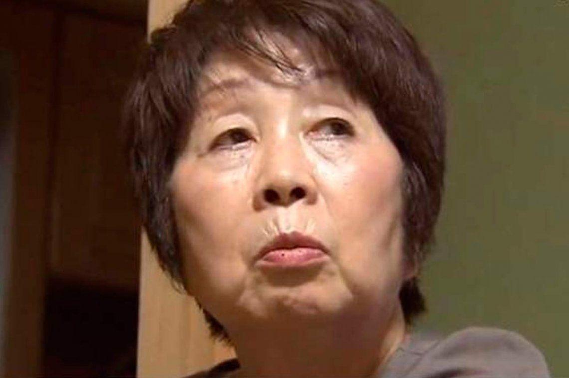 Viuda negra condenada a muerte en Japón