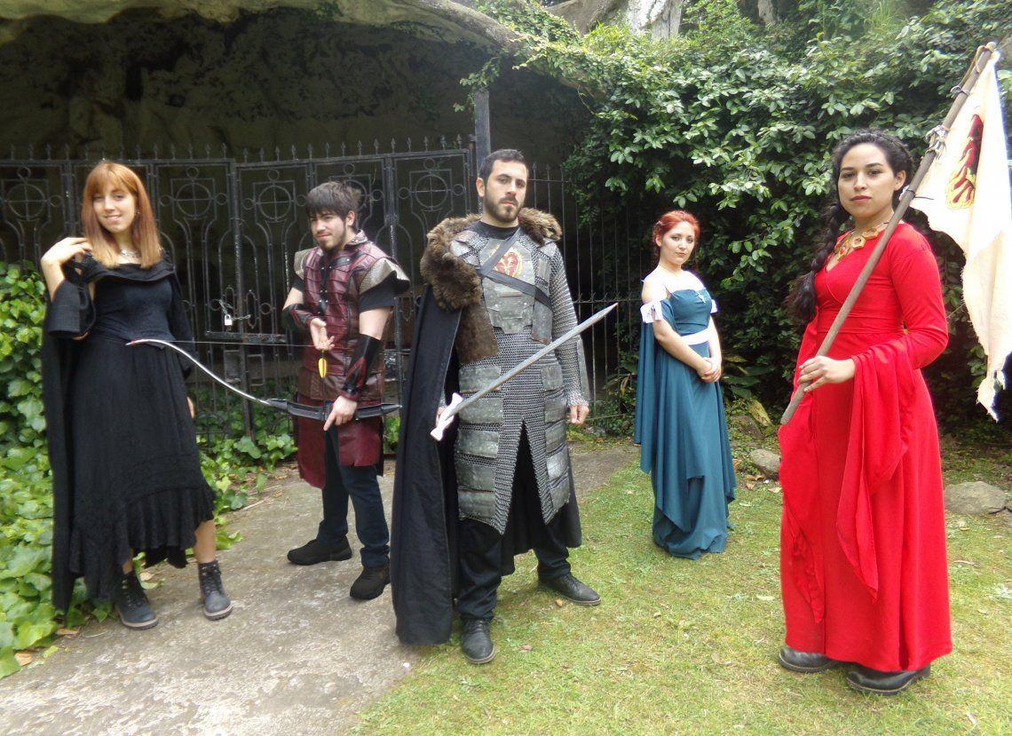 Recrearán feudo medieval a beneficio de un oratorio de Don Orione