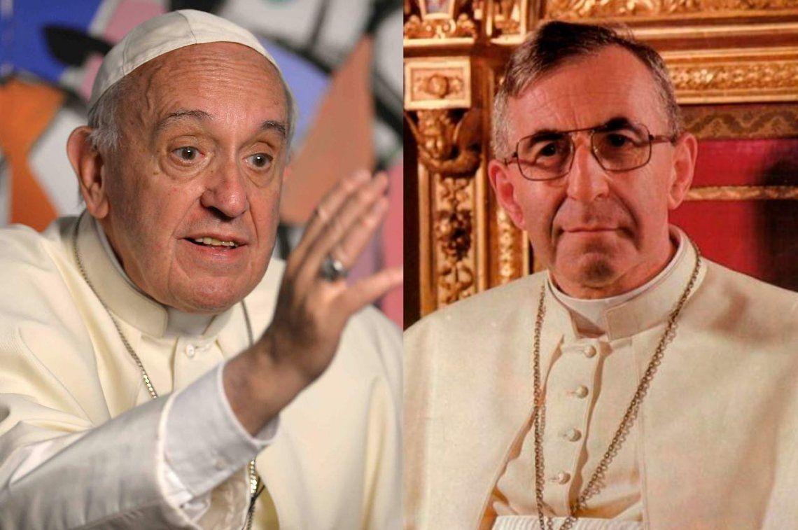 El Papa Francisco dejó a Juan Pablo I más cerca de la santidad