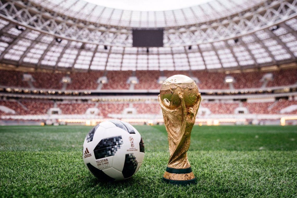 Presentaron la pelota del Mundial de Rusia: Telstar 18