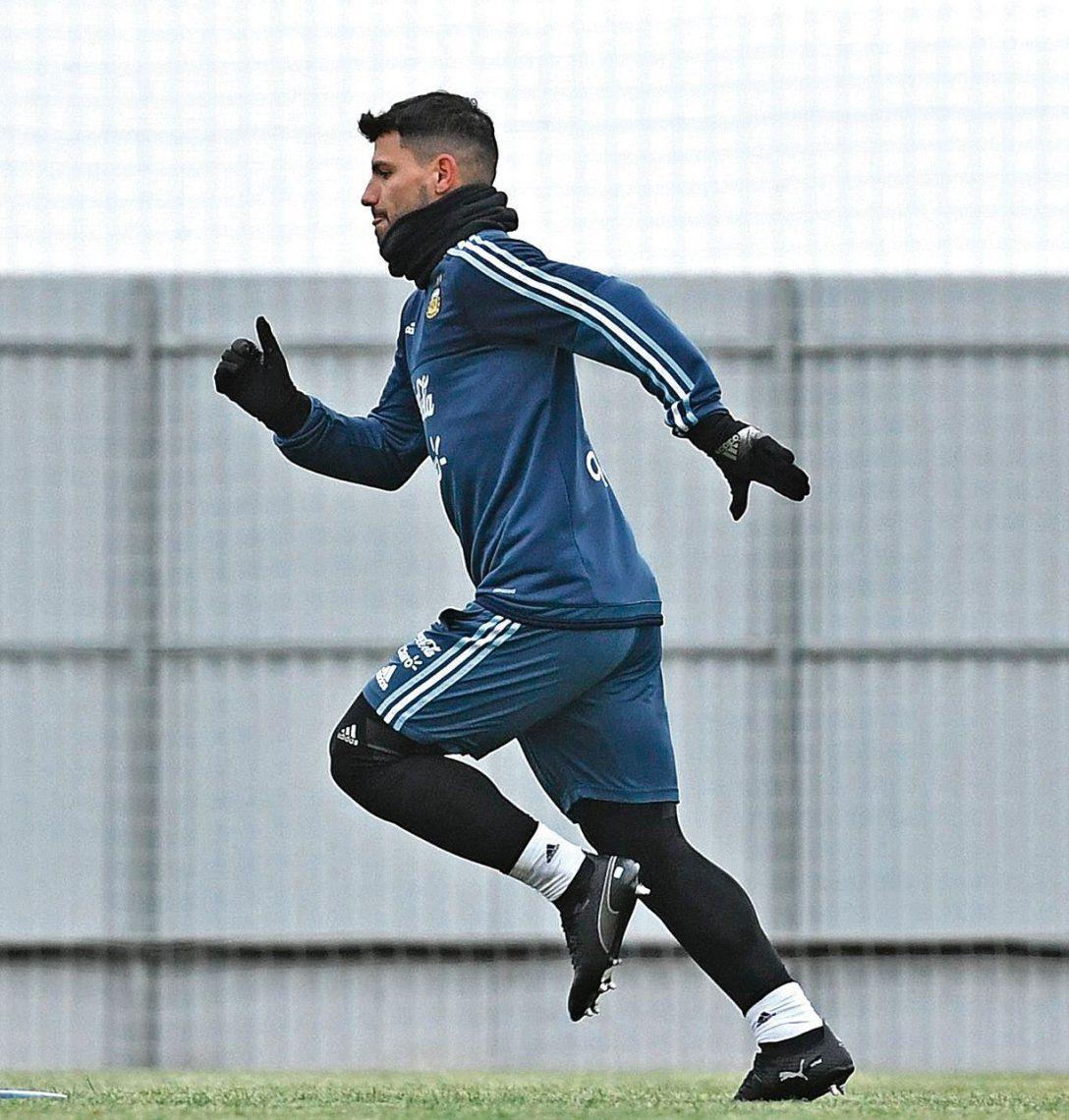 Agüero pega la vuelta a la Selección y debuta Lo Celso