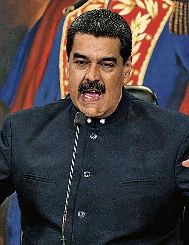 dNicolás Maduro