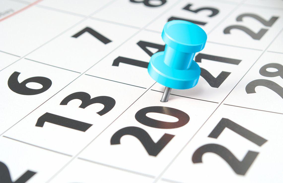 ¿Cuántos días faltan para el próximo feriado?
