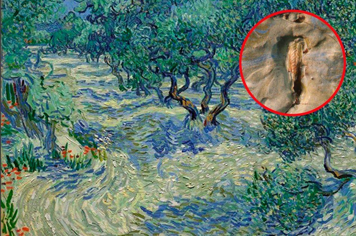 Descubren un asombroso secreto en una pintura con sorpresa de Van Gogh