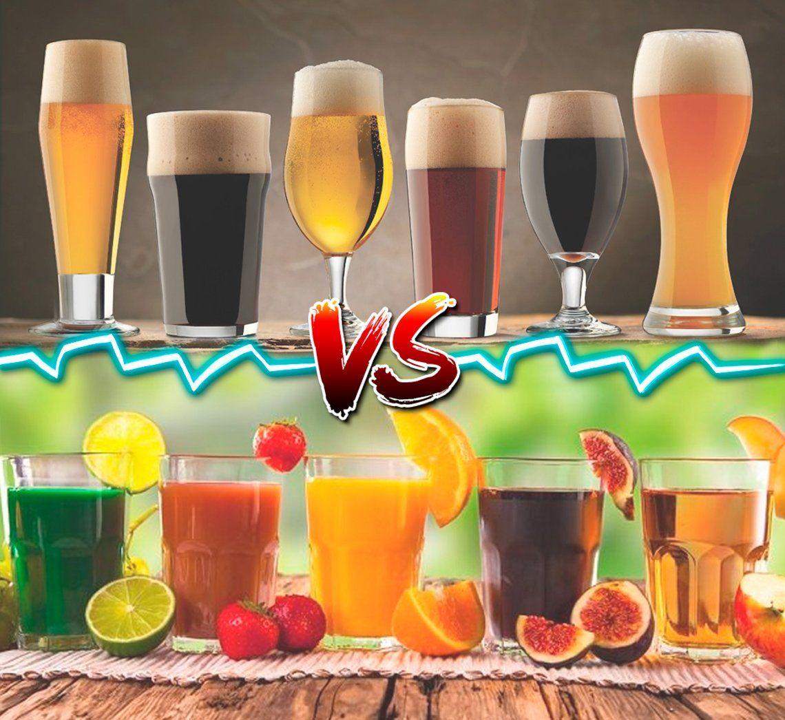 El alcohol disparó una nueva grieta en el mundo de las bebidas