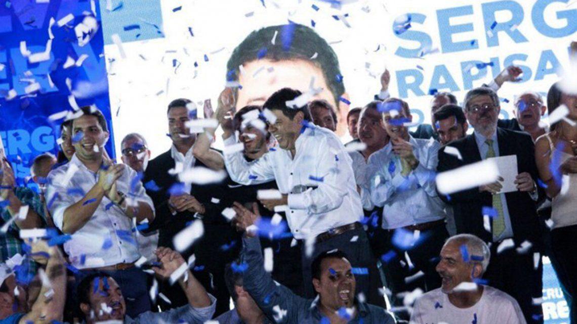 Rapisarda ganó y Vélez arranca una nueva era