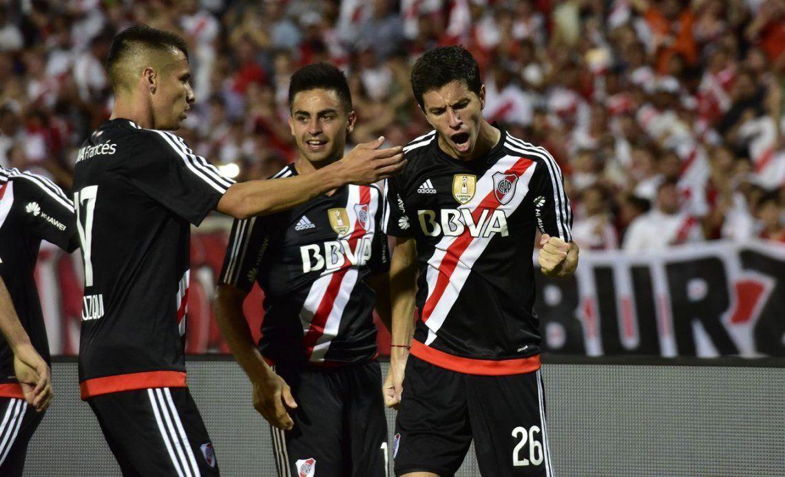 River calmó sus penas con el pase a la final de la Copa Argentina