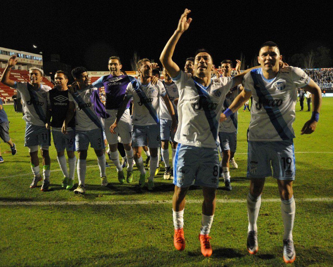 Atlético Tucumán clasificó a la Libertadores por segundo año consecutivo