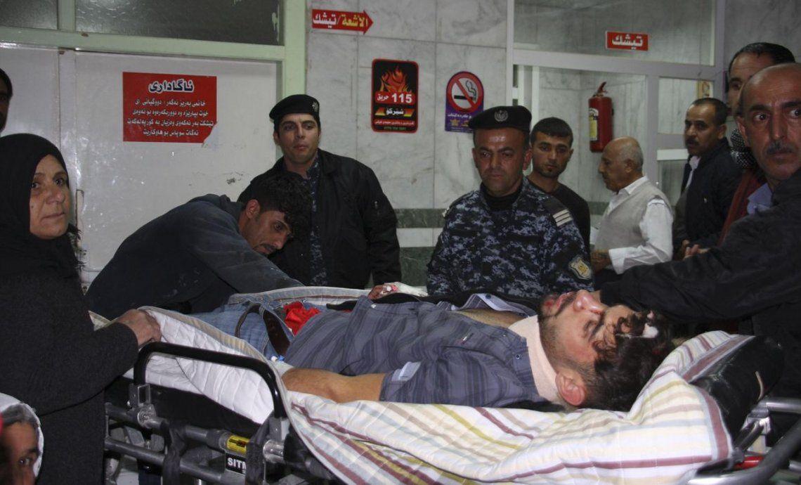Terremoto en la frontera entre Irán e Irak: al menos 328 muertos
