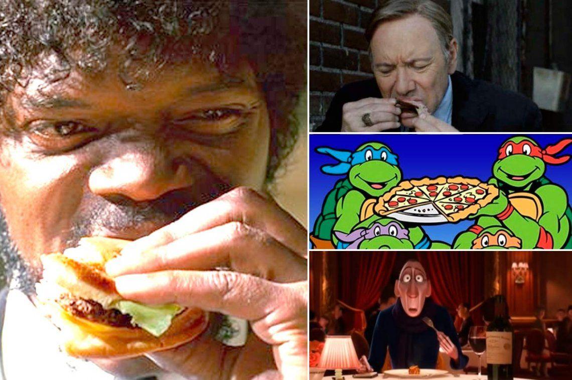 Aprendé a cocinar los 10 platos más famosos del cine y la TV