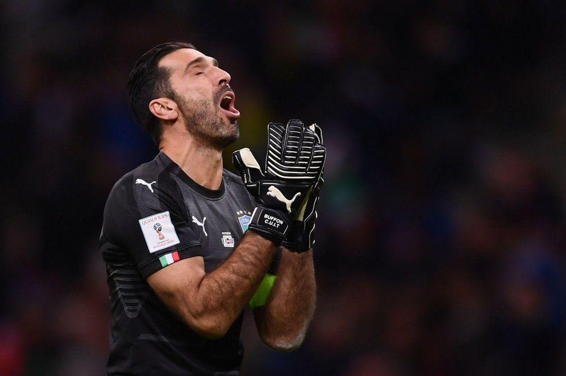 Único campeón sin Rusia: Italia no pudo con Suecia y se quedó sin Mundial