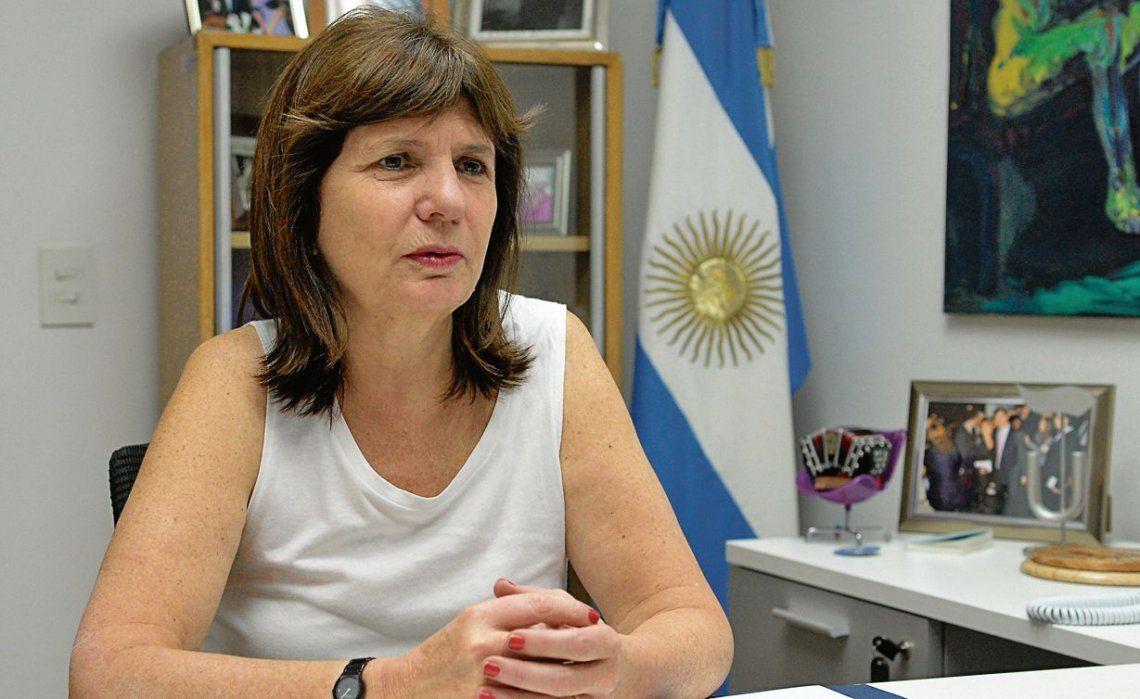 Maldonado: Bullrich confía n que se sepa la verdad
