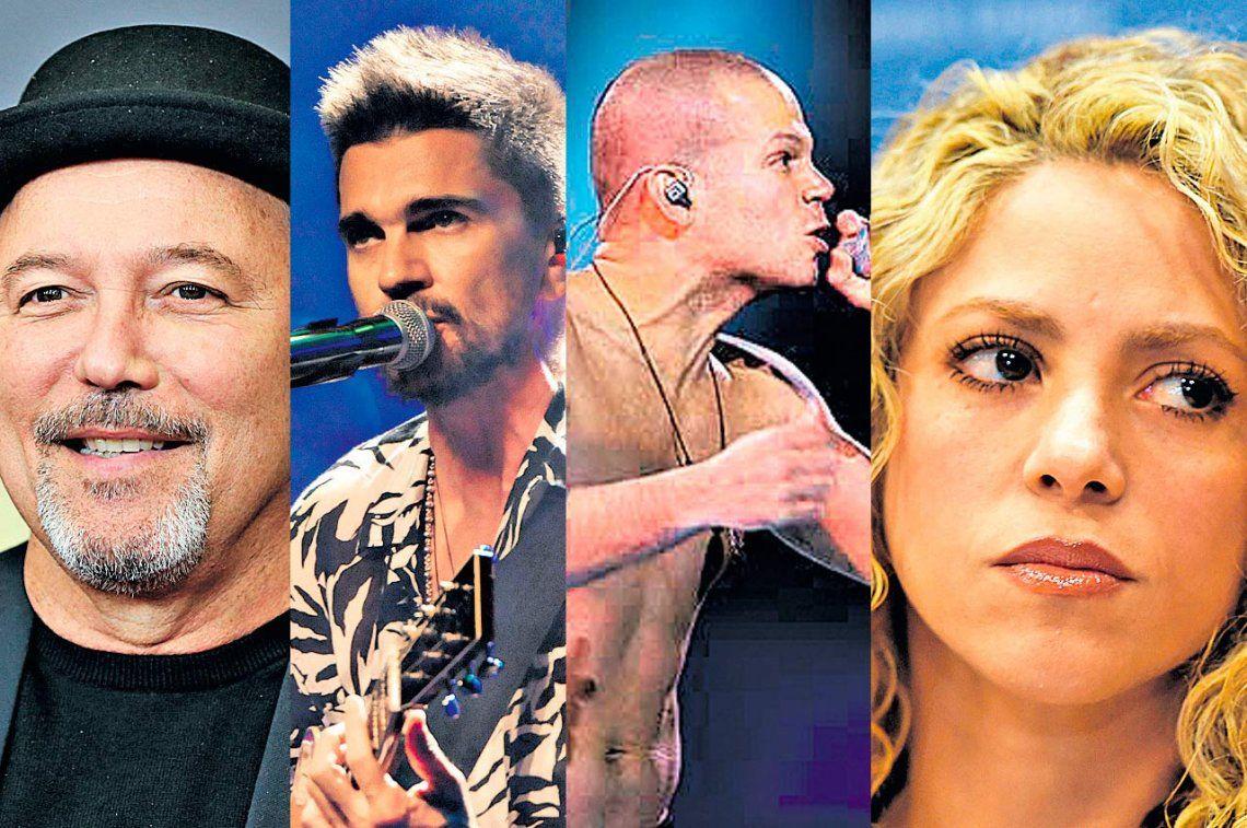 Este jueves se entregan los Grammy Latino en Las Vegas