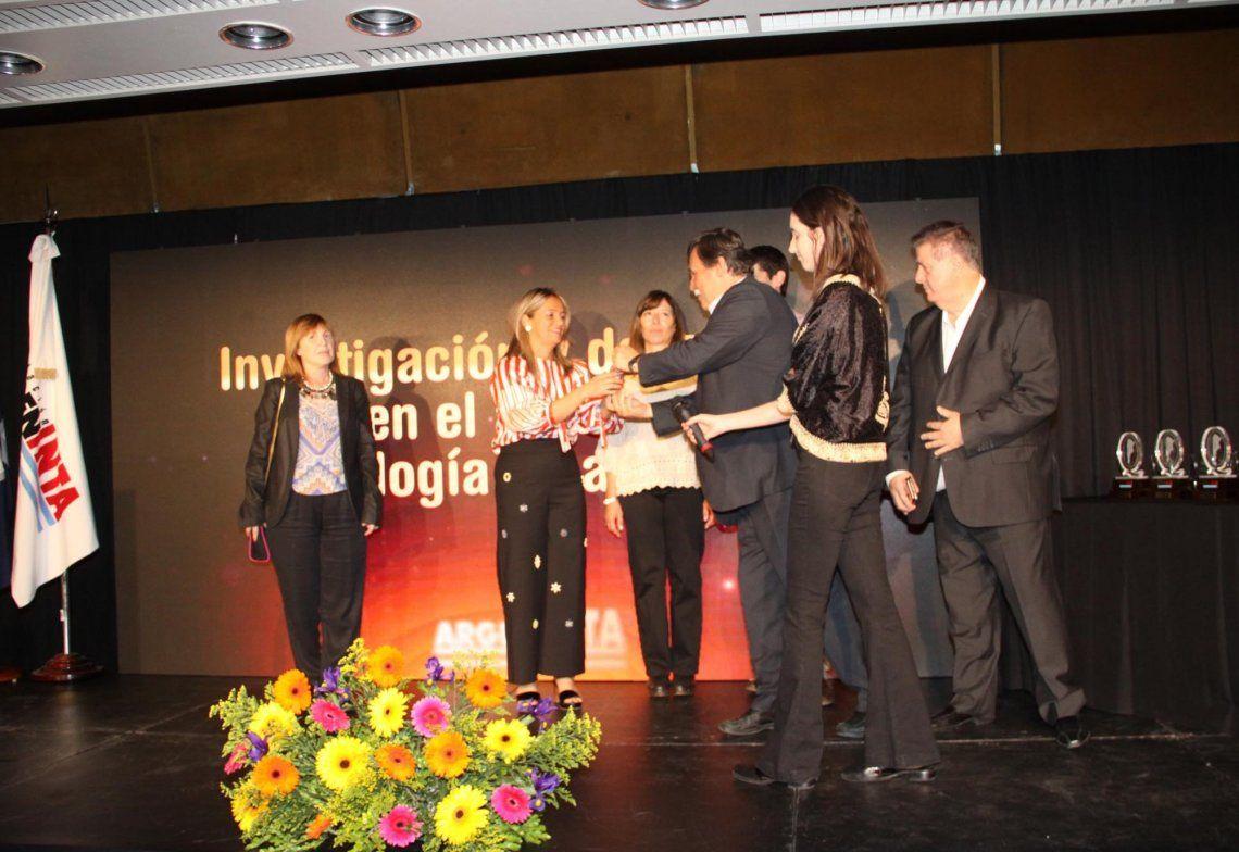 El INTA premió una investigación bromatológica hecha en La Matanza
