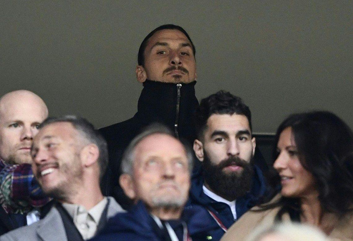 El entrenador de Suecia descarta a Zlatan, que mandó señales para volver