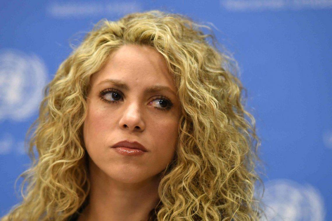 Shakira y su frágil salud: Vivo los momentos más duros de mi carrera