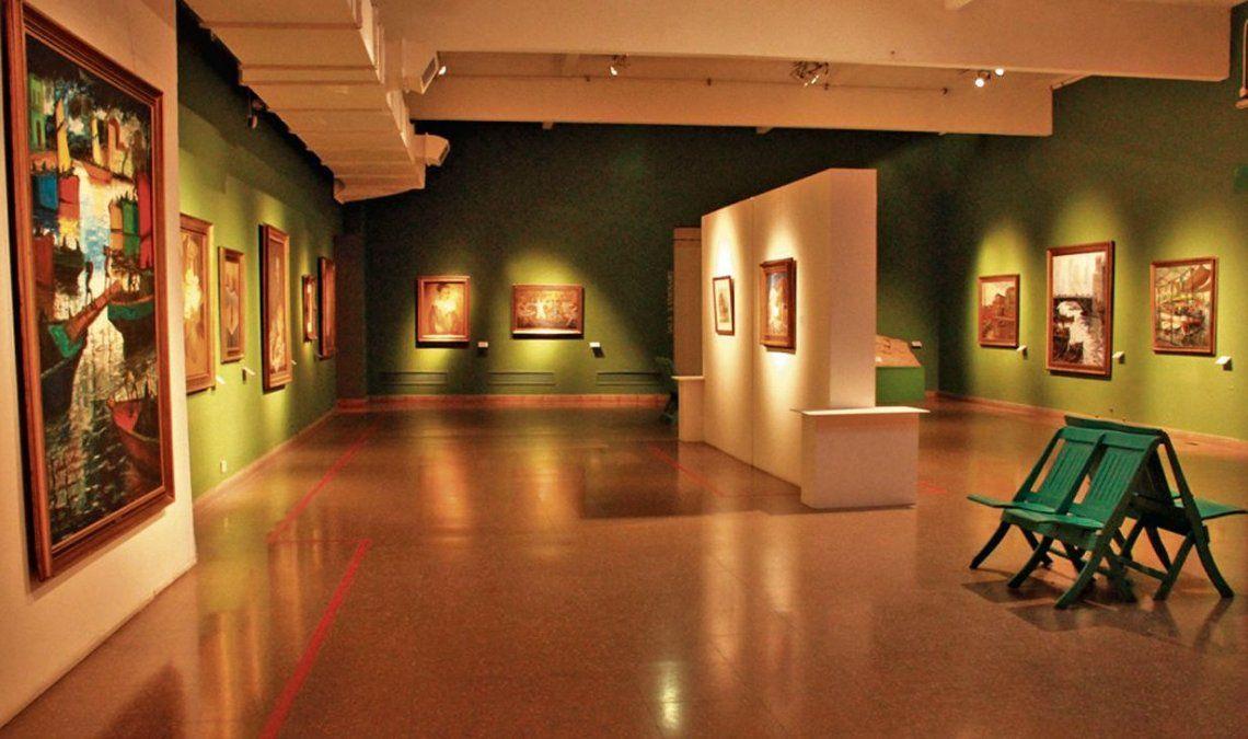 dEl museo Benito Quinquela Martín está declarado Monumento Histórico Nacional.