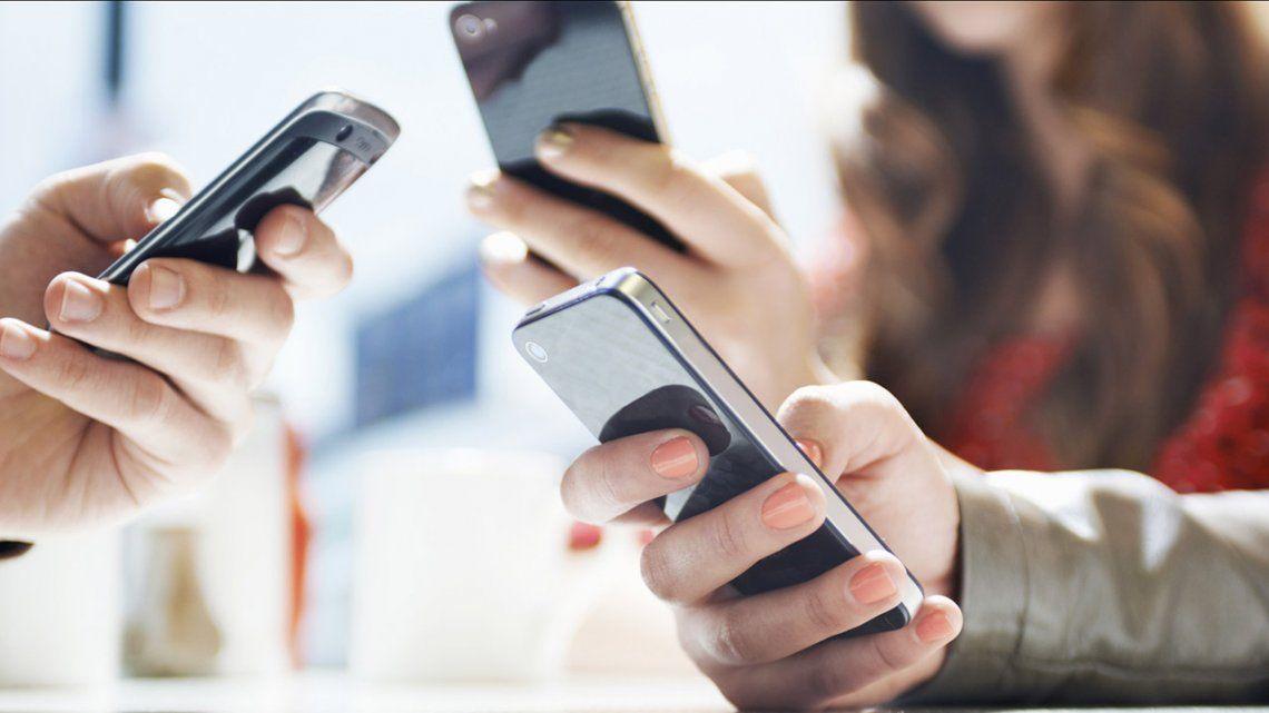 Smartphone: No debe cargarse al 100%