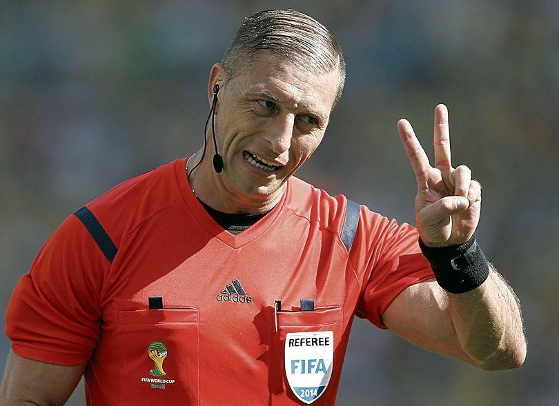 Pitana, el árbitro argentino para el Mundial, parado por mal desempeño