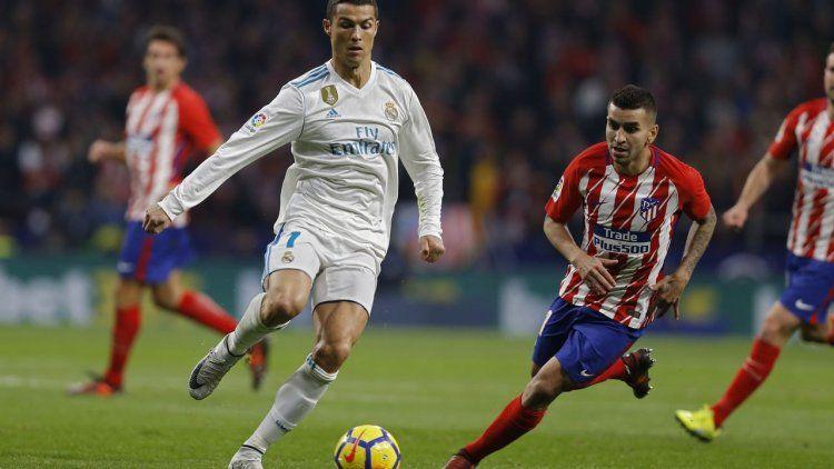 El Atlético y el Real Madrid no rompieron el cero en el derbi