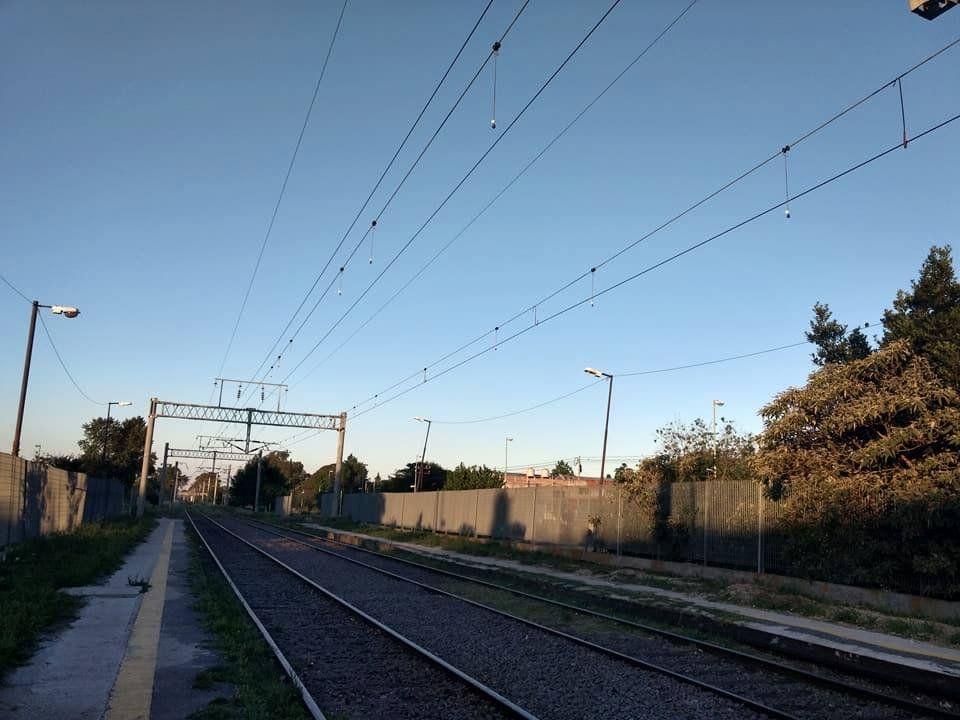 En la Vía Circuito esperan que llegue el tren eléctrico