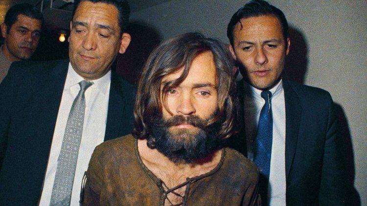 ¿Quién fue Charles Manson?